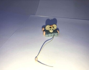Pull toy mouse