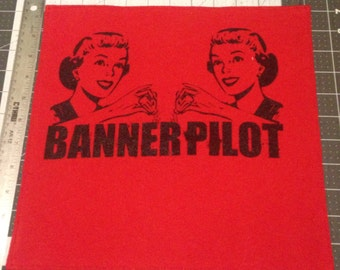 Bannerpilot back patch