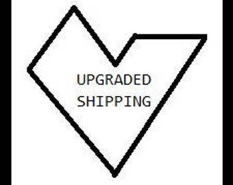 UPGRADED Shipping to Priority Mail 3-Day
