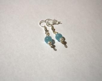 gentle cloud earrings