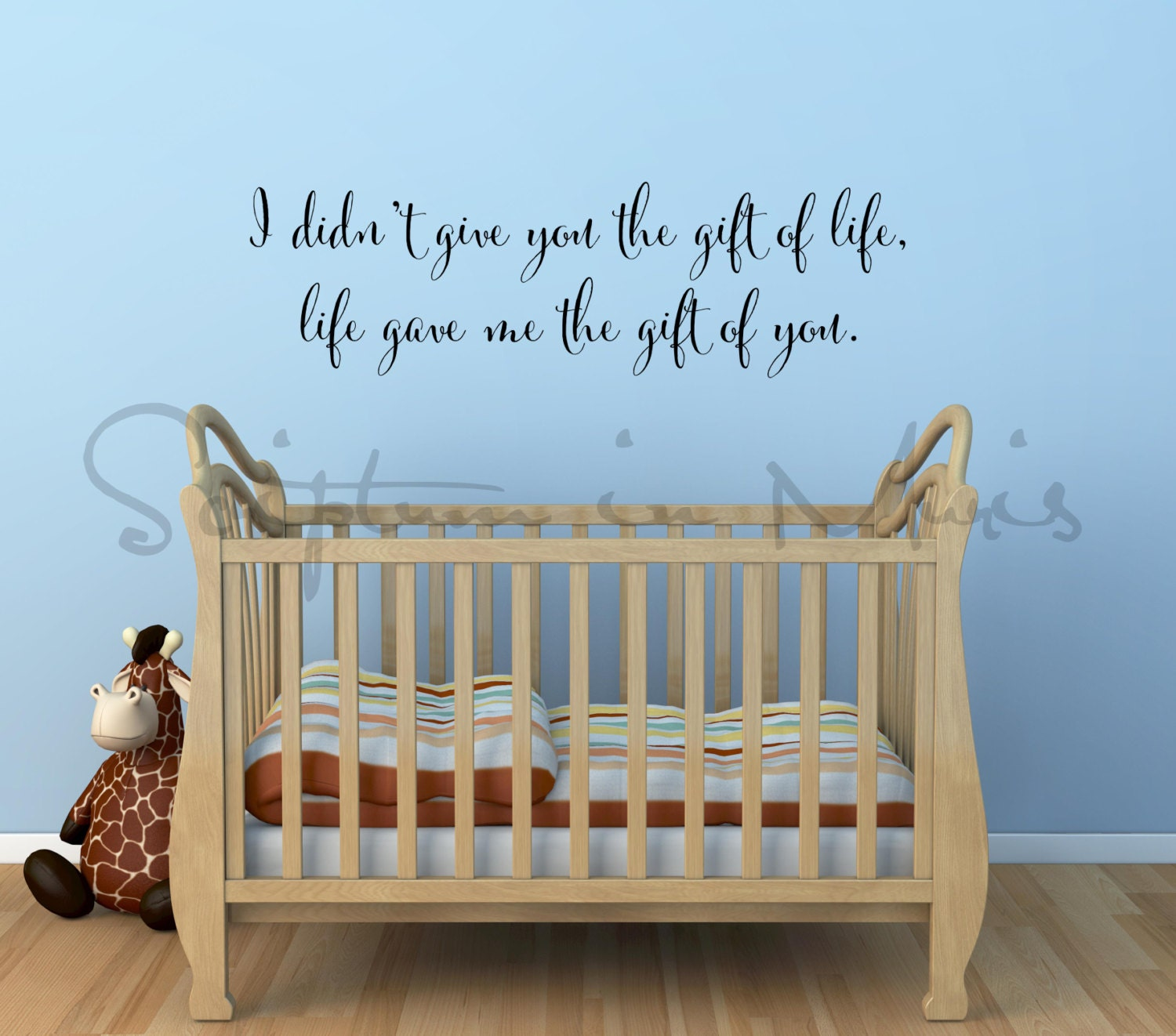 Adoption Quotes Endearing Adoption Quote I Didn't Give You The Gift Of Life Life