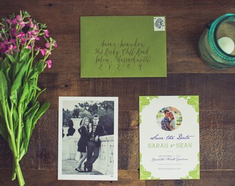 Save the Date Set - Custom Design & Printing