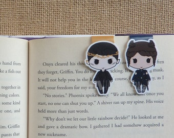Magnetic Bookmarks • The Wicked Prince