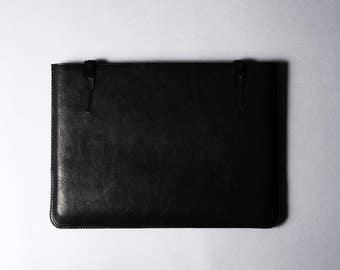 """NEW ipad Pro 10.5"""" iPad Pro 12.9"""" slim fit case folio leather sleeve padded wool felt lining iPad sleeve Smart Keyboard"""