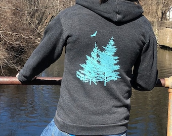 Spruce Organic and Recycled Hoodie