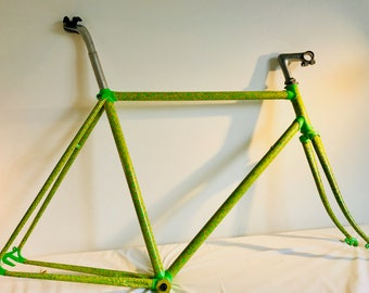 "Kit frame reynolds ""scale"" entirely hand painted"