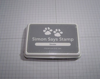 Simon Says Stamp Ink - Smoke