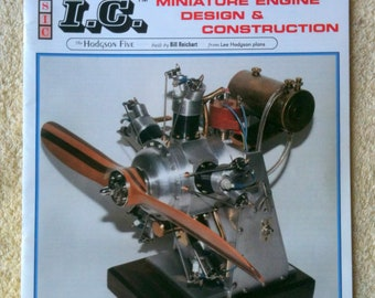Strictly IC Miniature Engine Design and Construction SIC Oct Nov 1997 Vol 10 No 59 Miniature Engine Building Model Engines
