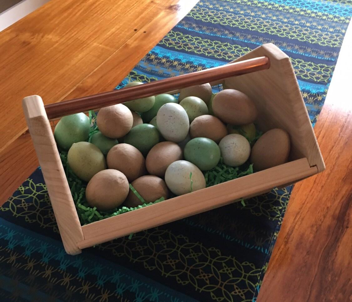 Basket Garden Tote Tool Box Vegetable Basket Storage