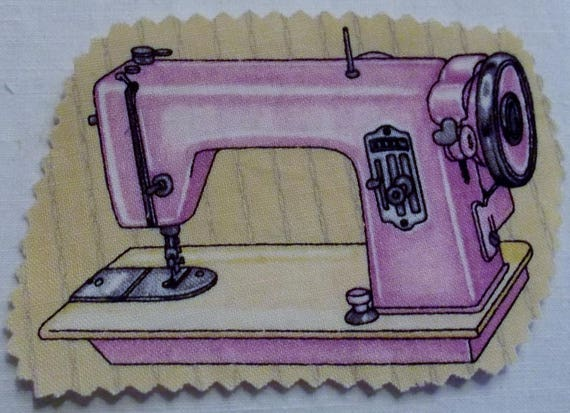 MACHINE SEWING 2 - FUSIBLE COTTON APPLIQUE