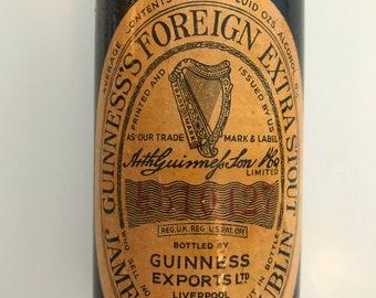 Vintage Guinness Beer Brush
