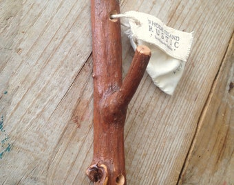 Rustic Wall Hook ~ Branch Wall Hook ~ Small Hook ~ Wood Hook
