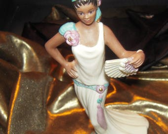 EVENING IN Harlem Renaissance LENOX Porcelain figure