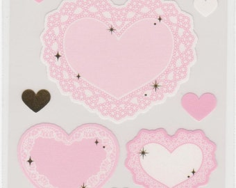 Heart Stickers - Mind Wave - Reference F1745F2415