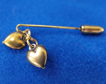 Antique Stick Pin, Lingerie Pin, Gold Filled, ca 1910-20 NT-542