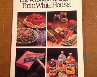 White House Vinegars booklet