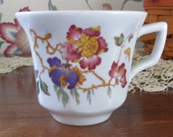 Wedgewood Devon Rose Demitasse cup
