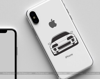 Toyota Supra iPhone X Case