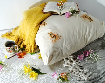 Handmade Floor Cushion