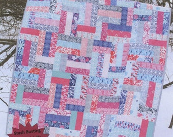 Scrappy Ever After Quilt Pattern