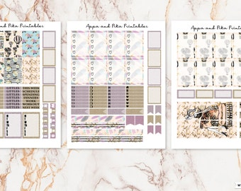 Wanderlust Happy Planner