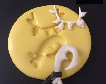 Maui Hook & Necklace Silicone Mold