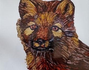 Foxy Little Kit