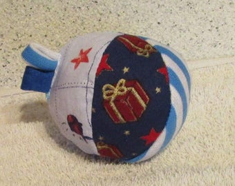 Small fabric ball