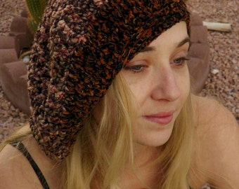 Made To Order Choice of Colors Large Renaissance Hat