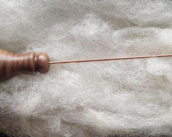 Orifice Hook - Walnut