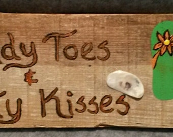 3D Hand painted signs