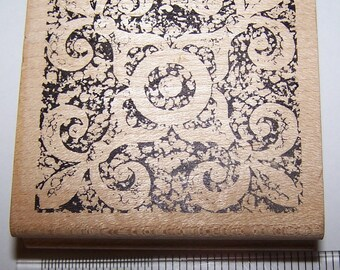 Judi Kins 2445F Design  Wooden Rubber Stamp ~ Collage ~ Scrap-booking ~ Card Making