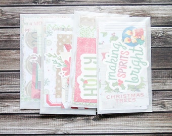 Christmas Mini Paper Pack - Christmas Edition