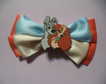 Lady & The Tramp /  Hair Bow