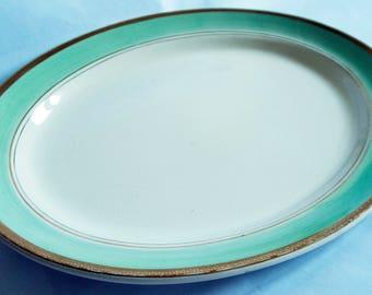 Crownford Burslem Meat Platter or Serving Dish