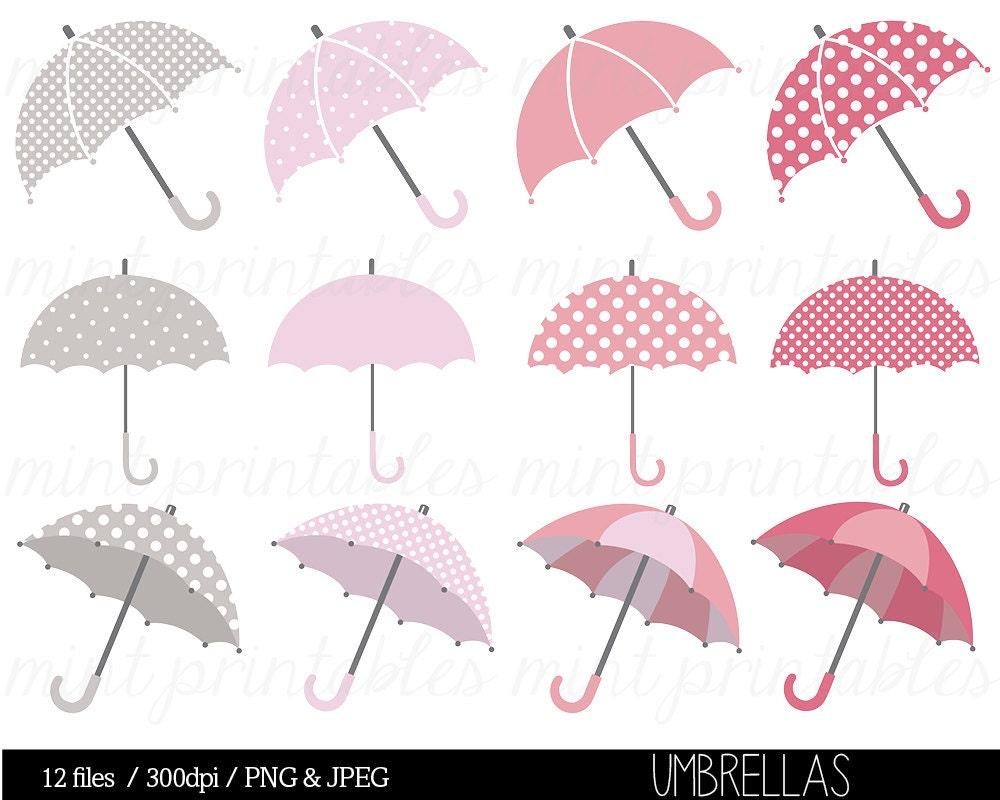 Umbrella Clipart Clip Art Baby Shower Bridal