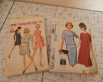 Vintage 1960's Woman's Clothing Pattern