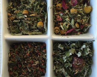 Blended Tea organic and wildharvested