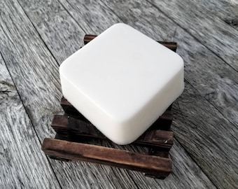 Frosted Cranberry Soap, Gentle Soap, Basic Soap, Simple White Soap