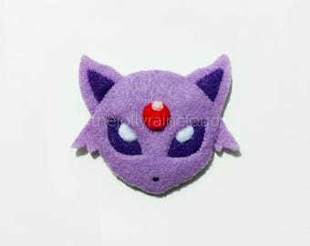 esp-ecially cute – exquisitely handsewn Espeon