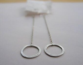 Swing - Sterling Silver Earrings