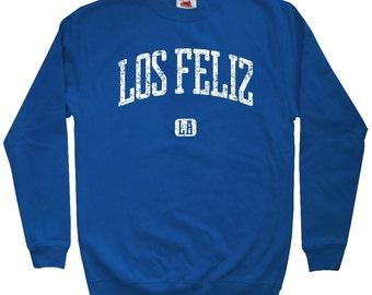 Los Feliz Los Angeles Sweatshirt - Men S M L XL 2x 3x - Crewneck, Gift For Men, Gift for Her, Los Feliz Sweatshirt, LA, Laughlin Park, 323