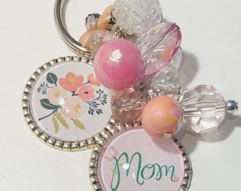 Mother's Day key chain for MOM