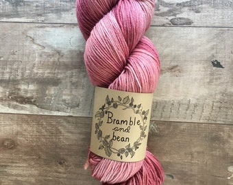 Hand-dyed Sock Yarn - OOAK (ready to ship)