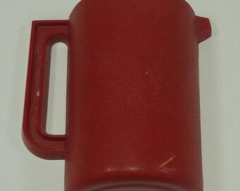 Tupperware Red Pitcher Refridgerator Magnet