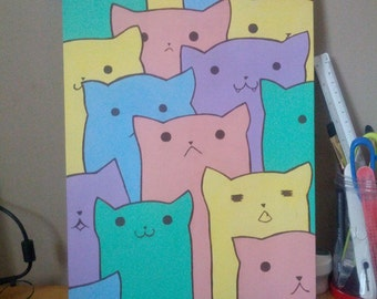 The Wall of Meow