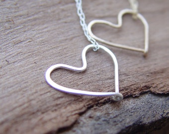 Best Friends Forever Heart Necklaces, Best Friend Necklaces For Women, Best Friend Necklace Friendship, Gifts For Best Friends