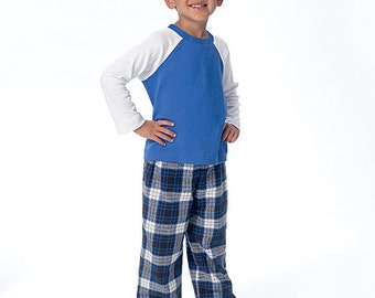 Butterick Sewing Pattern B6278 Children's/Boys' Top, Shorts and Pants
