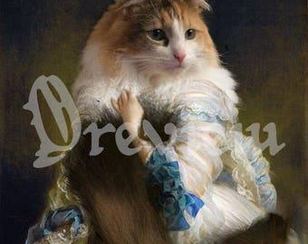 Official Doctor Elly Royal Portrait - Digital