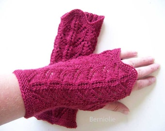 PLAYA, Knitting glove pattern pdf